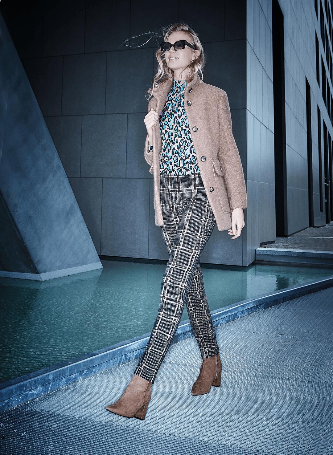 Lanino - Cappotto lana cotta donna