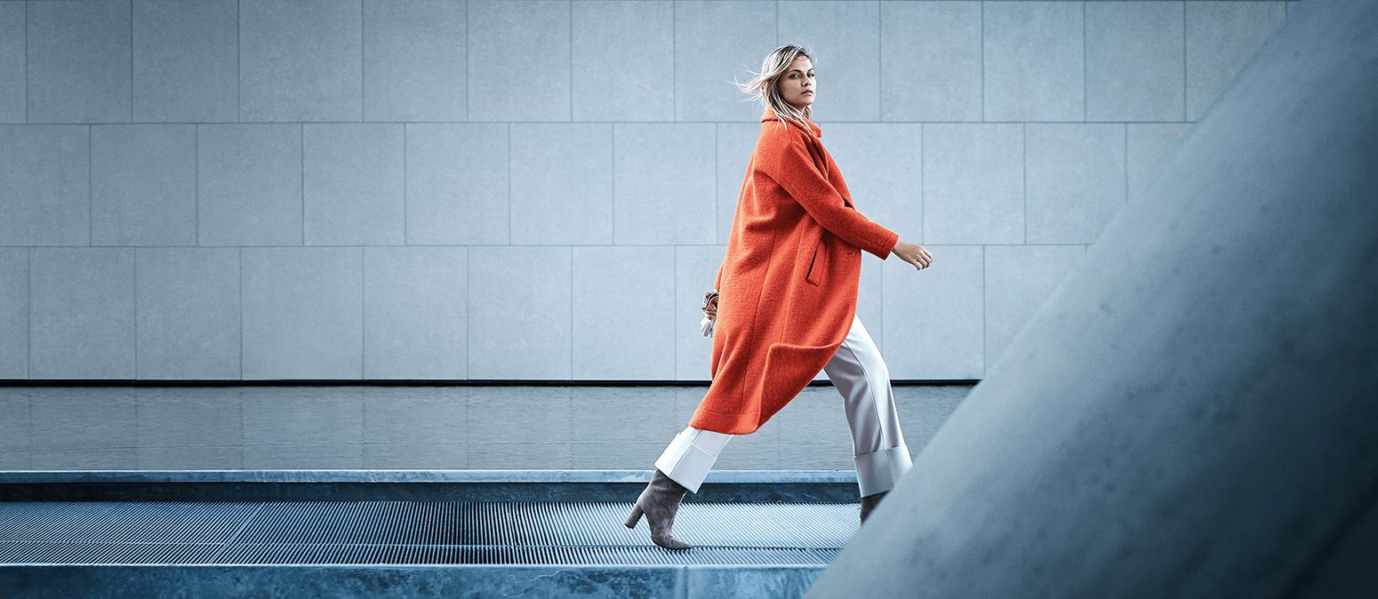 Ragno presenta LANINO, il maglia cappotto. Giacche e cappotti in lana cotta dallo stile raffinato e gusto italiano.